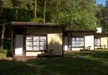 Domki nad jeziorem na Mazurach, REALAX